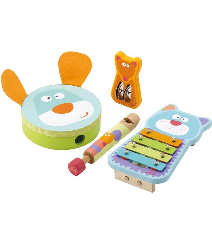 Sevi Musikinstrument barn Mini band