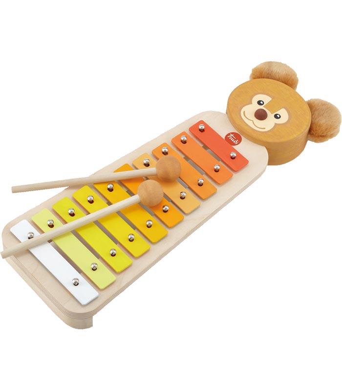 Sevi Musikinstrument Xylofon Björn Ettore