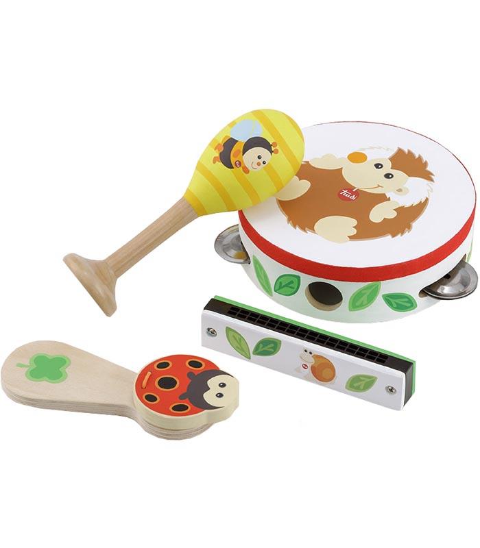 Sevi Musikinstrument barn Skog