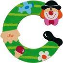 Bokstav clown C