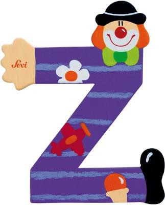 Bokstav clown Z