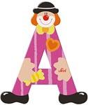 Sevi Bokstav clown A