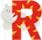 Bokstav djur R