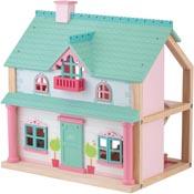 Sevi Dockhus möblerat Sevi Cottage