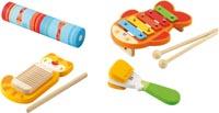 Musikinstrument Set rytm och ljud