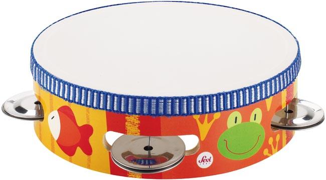 Musikinstrument Tamburin