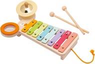 Sevi Musikinstrument Xylofon Mus 3 i 1