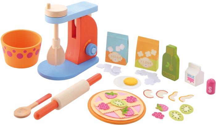 Sevi Köksredskap Mixer set med tillbehör