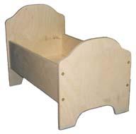 Docksäng plywood stor