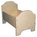 Docksäng plywood liten