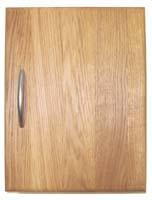 Nyckelskåp Ek hel dörr