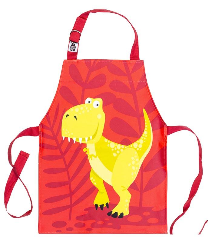 Thredbear Förkläde Barn Dino