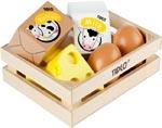 Tidlo Leksaksmat Ägg och mejeri