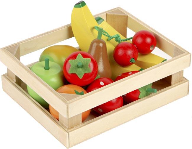 Tidlo Leksaksmat Frukt