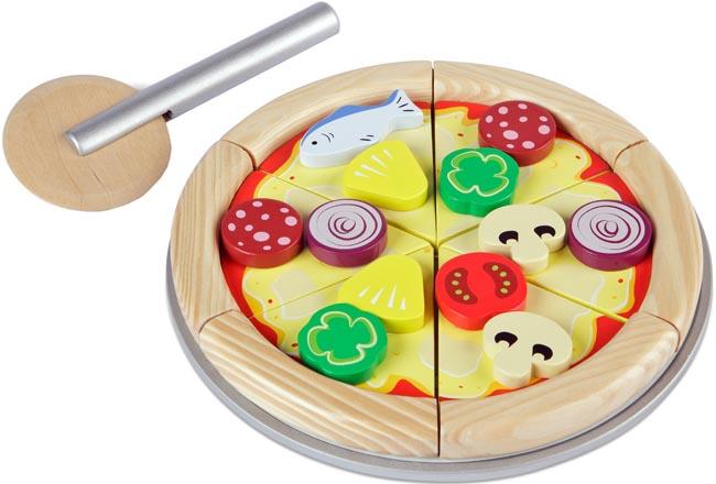 Tidlo Leksaksmat Pizza