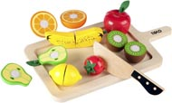 Leksaksmat Frukt skärbräda
