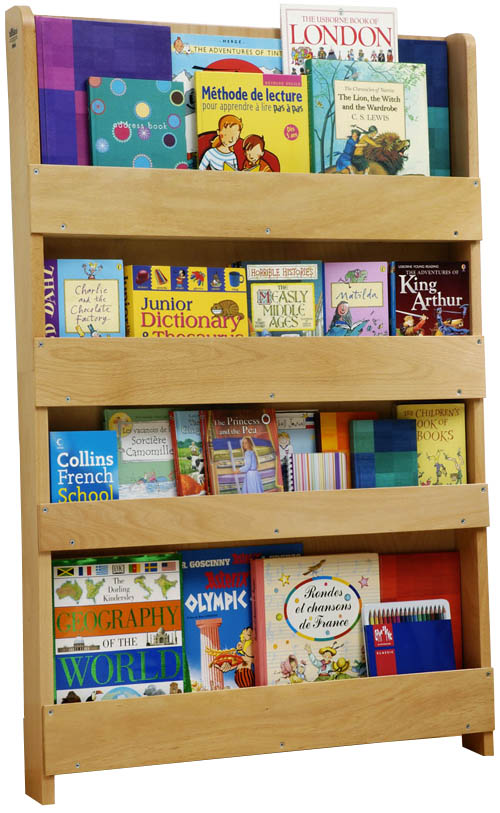 Barnrum barnrum bokhylla : Bokhyllor, Tidy-Books - Trä-Otto Webshop