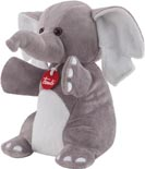 TRUDI handdocka Elefant