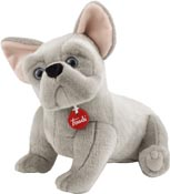 TRUDI Gosedjur Hund Fransk Bulldog Bernard