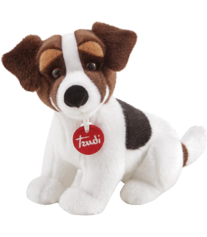 TRUDI Gosedjur Hund Jack Russel