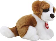 TRUDI Gosedjur Hund Sankt Bernard Bob