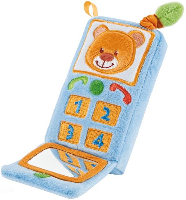 Mjuk mobiltelefon
