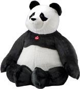 TRUDI Gosedjur Panda Kevin