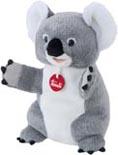 TRUDI handdocka Koala