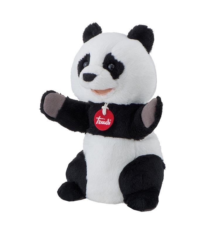 TRUDI handdocka Panda