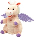 Trudi handdocka Pegasus