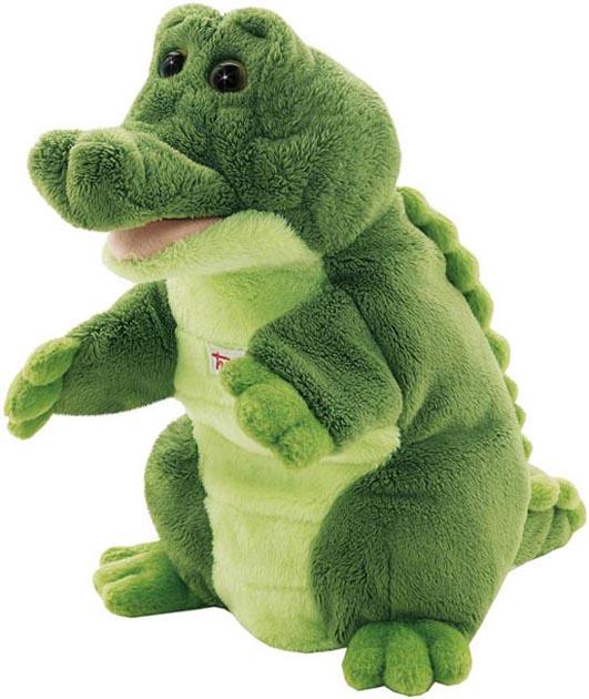 Trudi handdocka Krokodil