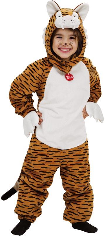 TRUDI utklädning djurdräkt Tiger