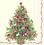 ihr Julservetter Christmas Tree