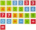 123 Nummer magnet