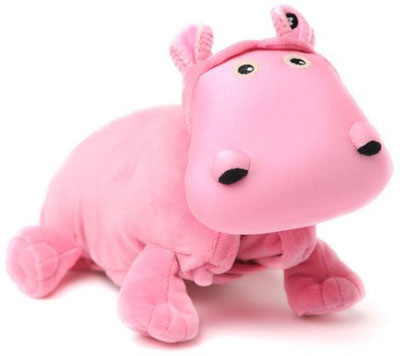 Baby Flodhäst