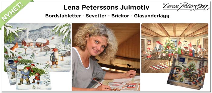 Lena Petersson Julmotiv