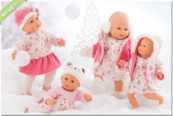 Corolle docka, fina dockor till barn