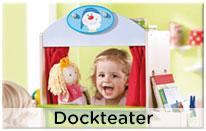 Dockteater leksak & Handdockor