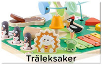 Leksaker - Träleksaker