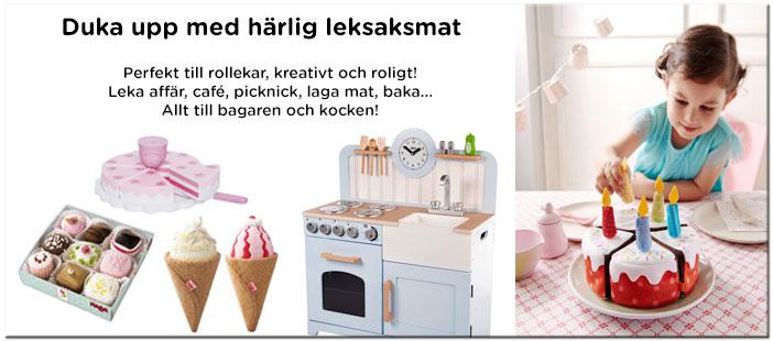 Leksaksmat & Barnkök - Köksleksaker barn