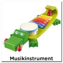 Musikinstrument leksak till barn