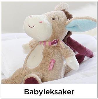 Säkra babyleksaker av högsta kvalité