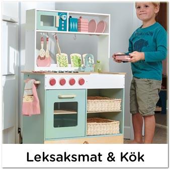 Barnkök och leksaksmat