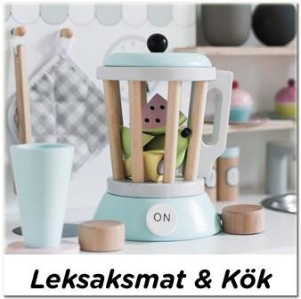 Leksaksmat och barnkök