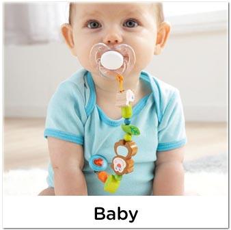Fina babyleksaker av högsta kvalité