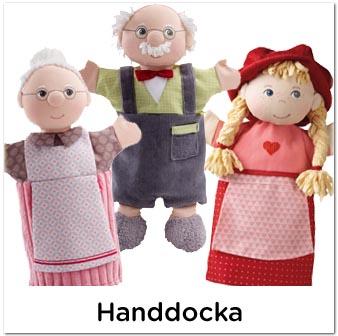 Handdocka,