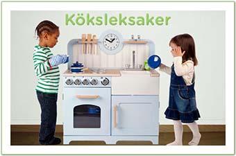 Barnkök och köksleksaker