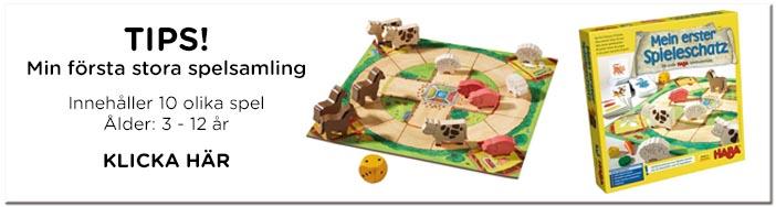 Haba spel - Barnspel, Min första stora spelsamling