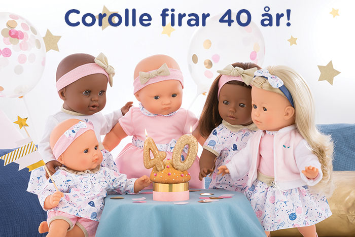 Corolle docka - Fina dockor till barn